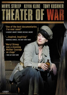 Affiche du film Theater of War