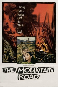 Affiche du film The Mountain Road