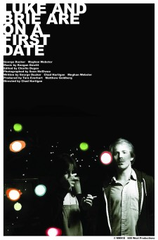 Affiche du film Luke and Brie Are on a First Date