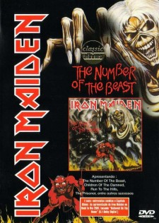 Affiche du film Classic Albums: Iron Maiden - The Number of the Beast