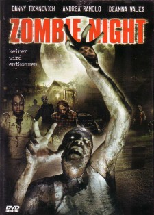 Affiche du film Zombie Night