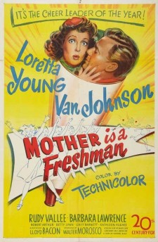 Affiche du film Mother Is a Freshman