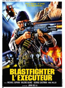 Affiche du film Blastfighter