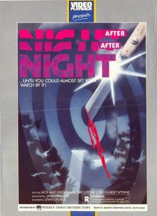 Affiche du film Night After Night After Night