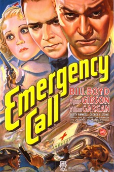Affiche du film Emergency Call