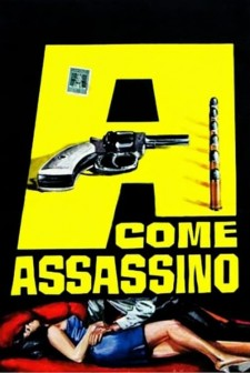 Affiche du film A... Come Assassino