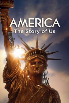 Affiche du film America The Story of Us