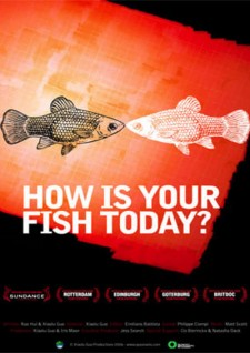 Affiche du film How Is Your Fish Today?