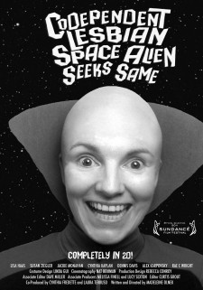 Affiche du film Codependent Lesbian Space Alien Seeks Same