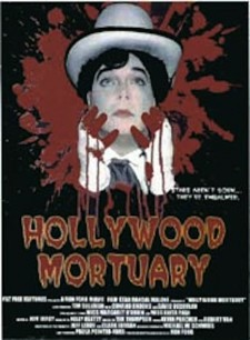 Affiche du film Hollywood Mortuary
