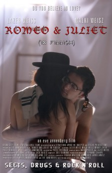 Affiche du film Romeo and Juliet in Yiddish