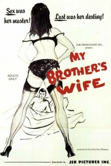 Affiche du film My Brother's Wife
