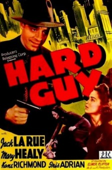 Affiche du film Hard Guy