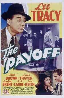 Affiche du film The Payoff