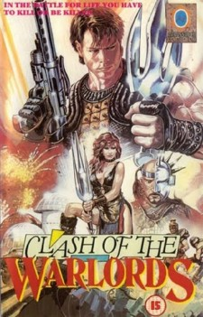 Affiche du film Clash of the Warlords