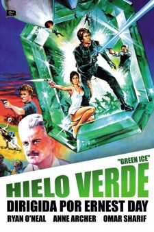 Affiche du film Green Ice