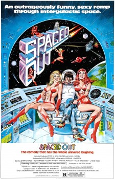 Affiche du film Spaced Out