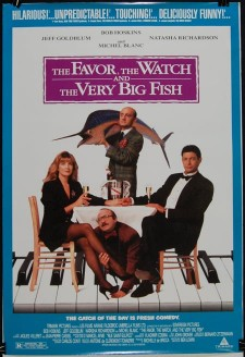 Affiche du film The Favour, the Watch and the Very Big Fish