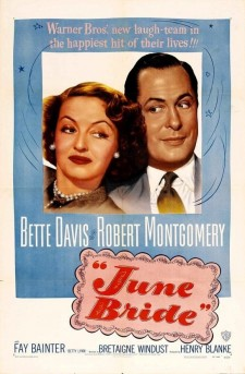 Affiche du film June Bride
