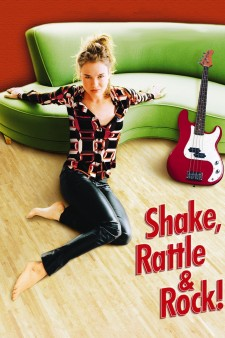 affiche du film Shake, Rattle and Rock!
