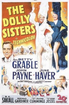Affiche du film The Dolly Sisters