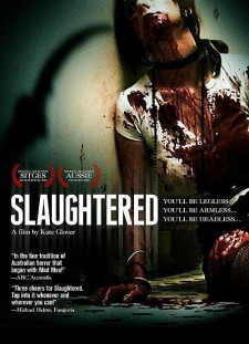 Affiche du film Slaughtered