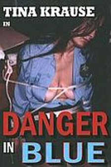 Affiche du film Danger in Blue