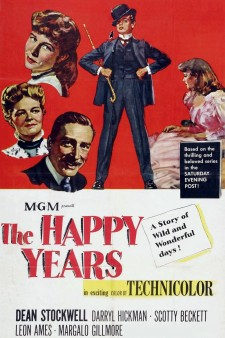 Affiche du film The Happy Years