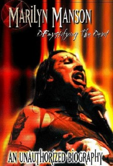 Affiche du film Demystifying the Devil: Biography Marilyn Manson