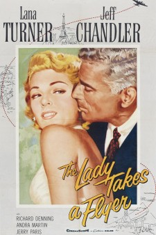Affiche du film The Lady Takes a Flyer