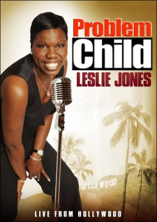Affiche du film Problem Child: Leslie Jones