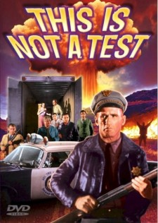 Affiche du film This Is Not a Test