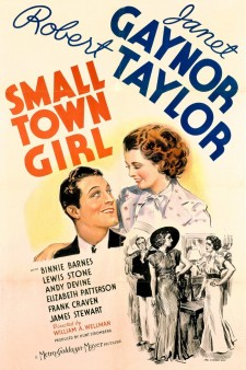 Affiche du film Small Town Girl