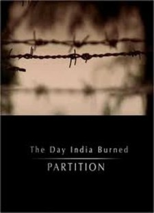 Affiche du film Partition: The day India Burned