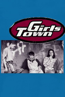 Affiche du film Girls Town