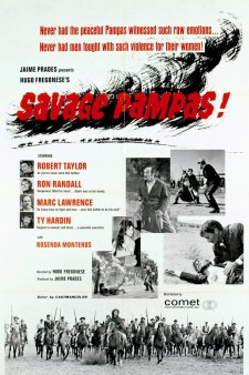 Affiche du film Savage Pampas