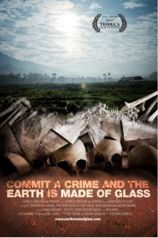Affiche du film Earth Made of Glass