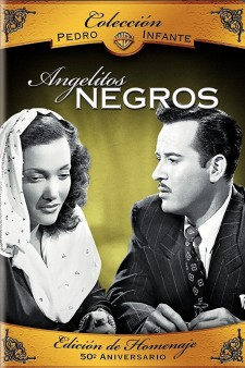 Affiche du film Angelitos negros