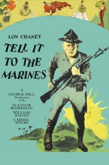 Affiche du film Tell It to the Marines