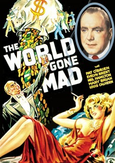 Affiche du film The World Gone Mad