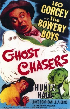 Affiche du film Ghost Chasers
