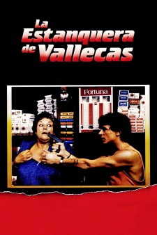 Affiche du film La estanquera de Vallecas