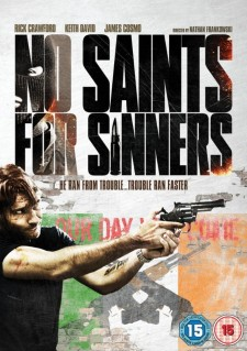 Affiche du film No Saints for Sinners