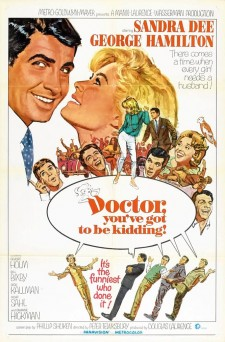 Affiche du film Doctor, You've Got to Be Kidding!