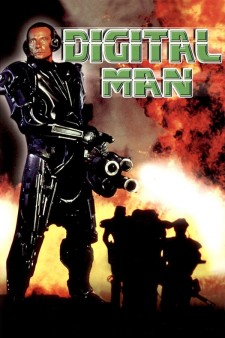 affiche du film Digital Man