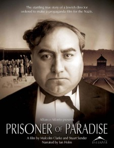 Affiche du film Prisoner of Paradise