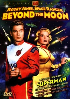 Affiche du film Beyond the Moon