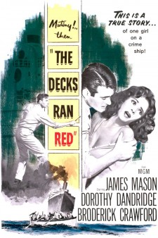 Affiche du film The Decks Ran Red