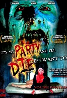 Affiche du film It's My Party and I'll Die If I Want To