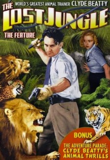 Affiche du film The Lost Jungle